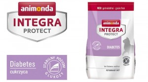Animonda Integra Protect Diabetes Cukrzyca 4kg