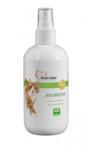 Over ZOO Kocimiętka 125ml