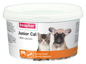 Beaphar Junior Calcium wapno 200g
