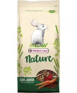 Versele-Laga Nature Cuni junior królik junior